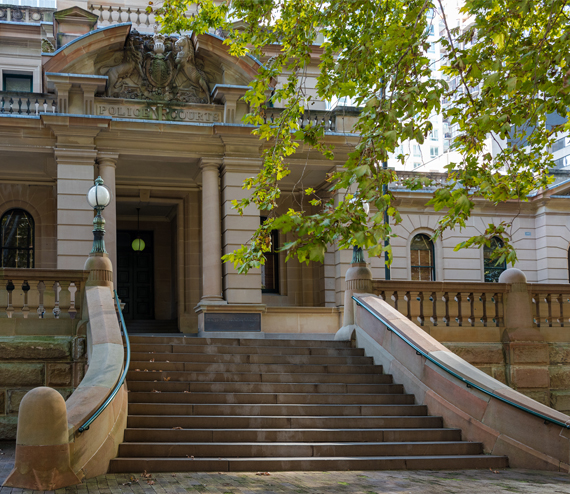 Sydney Central Local Court