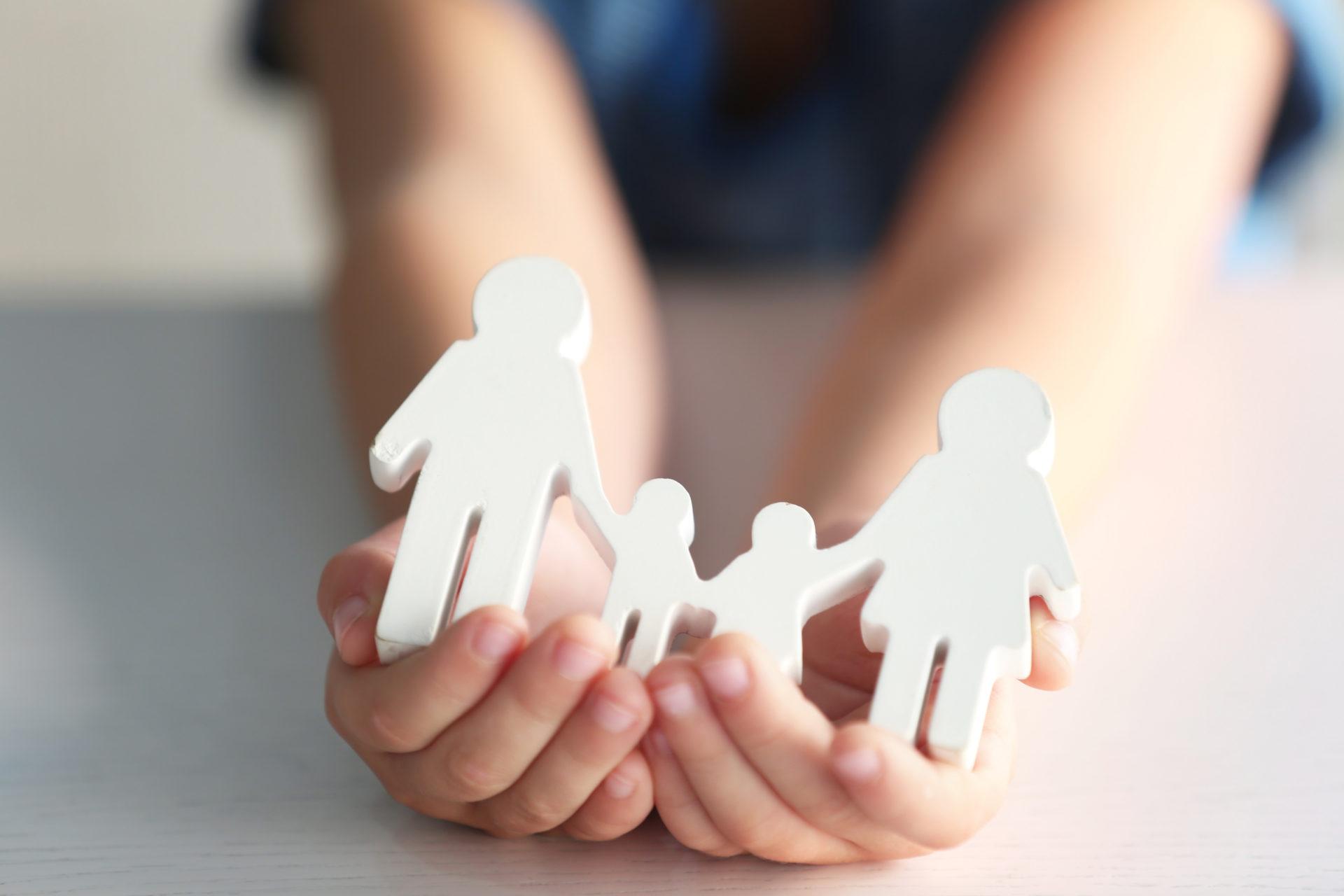 Parenting arrangements for children